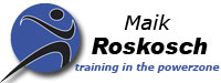 Personaltrainer - Maik Roskosch